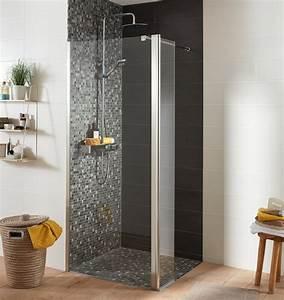 Douche À L Italienne Moderne : une douche l 39 italienne au style vintage industriel ~ Voncanada.com Idées de Décoration