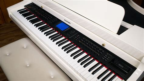 Suzuki Digital Baby Grand Piano by Suzuki Digital Baby Grand Piano Ensemble Hg 500ex