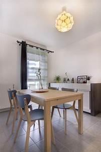 stunning salle a manger zen gallery joshkrajcikus With salle À manger contemporaineavec chaise salle a manger chene clair