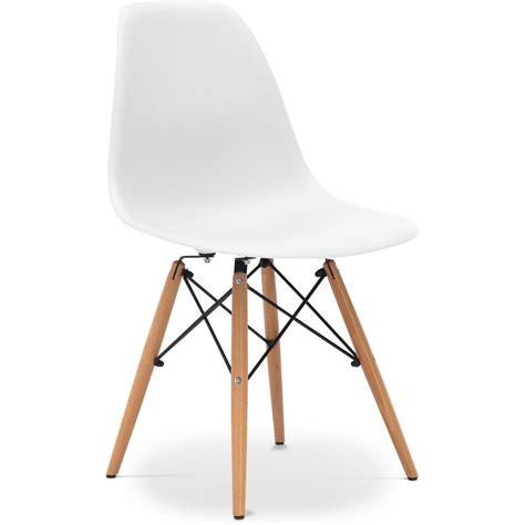 chaise noir pas cher chaise vintage et design pour salle à manger meuble et