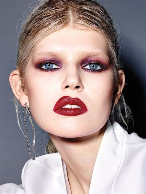 beauty blunder editorials february issue of vogue italia