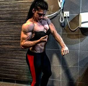 Misc  Thoughts On This 18 Year Old Female Bodybuilder