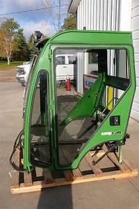 Cozy Cab For John Deere Garden Tractor