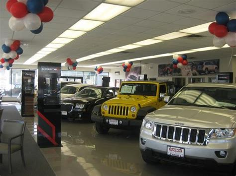 hudson chrysler jeep dodge jersey city nj  car