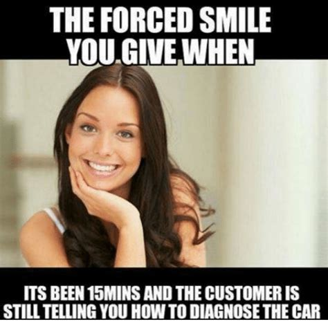 Forced Meme - 25 best memes about forced smile forced smile memes