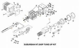 Suburban Furnace Model Nt