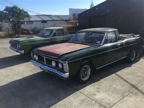 Xt And Xy Falcon Utes For Sale