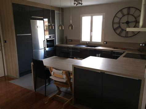 plan pour fabriquer un ilot de cuisine ilot central table hauteur plan de travail ou table 74cm