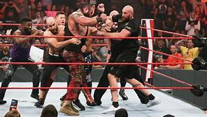 WWE Raw video highlights: Tyson Fury brawls with Braun ...