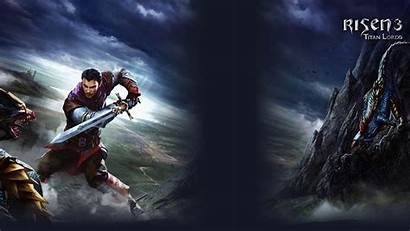 Risen Lords Titan Wallpapers