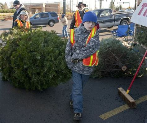 christmas tree recycling yoga storytime for kids and more