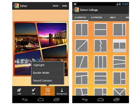 instagram collage creator apps