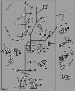 Wiring Harness  Main  Hst   232226 -
