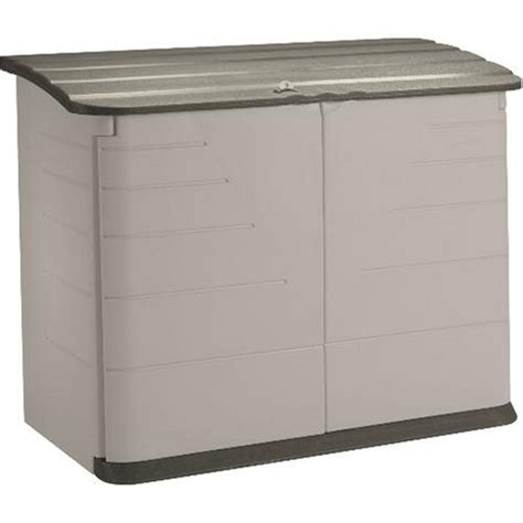 suncast horizontal storage shed 32 cu ft rubbermaid horizontal storage shed 32 cubic ft
