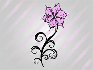 cool easy flower designs to draw on paper | Free Flower ...