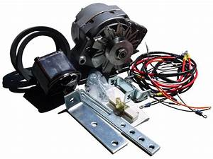 Akt0004 - Alternator Conversion Kit - Ford N Tractor Parts
