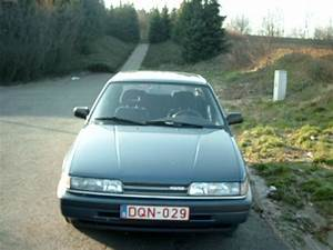 1990 Mazda 626 - Overview
