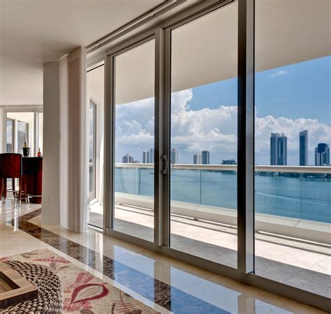 impact sliding doors impact doors can protect your coastal condo from