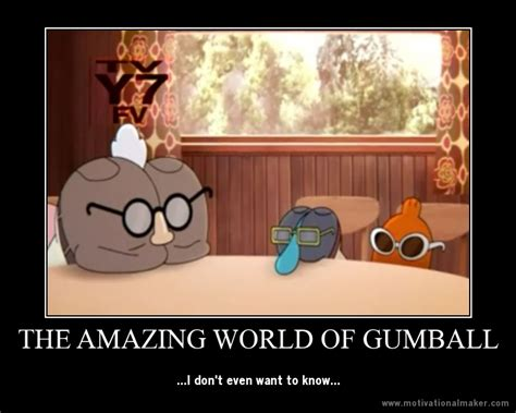 World Of Memes - image 705999 the amazing world of gumball know