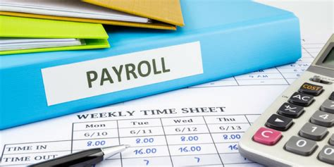 handle employee payroll   small business owner