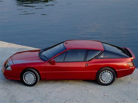 renault alpine gta 1986 renault alpine gta v6 turbo v 6 wallpaper 1600x1200