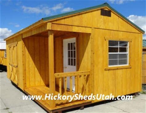 old hickory sheds side porch utah