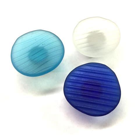 ohajiki sea glass inspired cabinet knobs drawer pulls beachyrustica