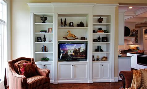 Tv Bookcases by Built In Bookshelves Woodworking 187 Traditional Built In