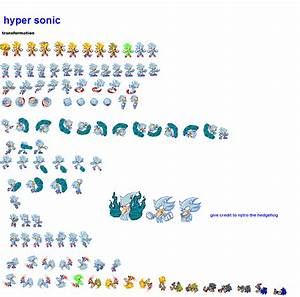 Images Of Hyper Silver The Hedgehog Sprites Golfclub