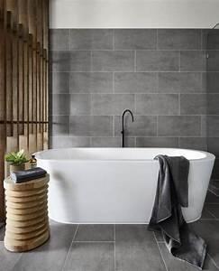 Baignoire A Poser : 59 salles de bain chic qui vous montrent le beaut du ~ Edinachiropracticcenter.com Idées de Décoration