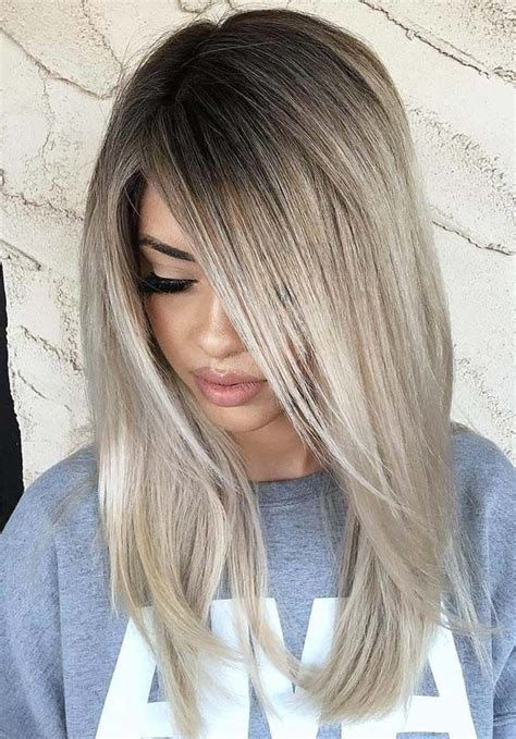 And Hair Color by 50 Stunning Beige Hair Color Blends For 2018 Hair