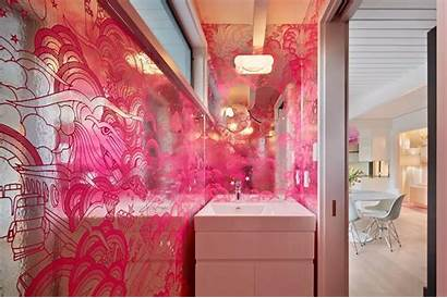 Powder Pink Silver Hgtv Sparkling