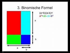 Iq Berechnen Formel : binomische formeln einfachlernen doovi ~ Themetempest.com Abrechnung