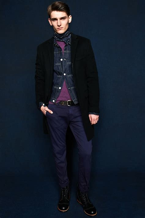 jcrew fall  menswear collection vogue