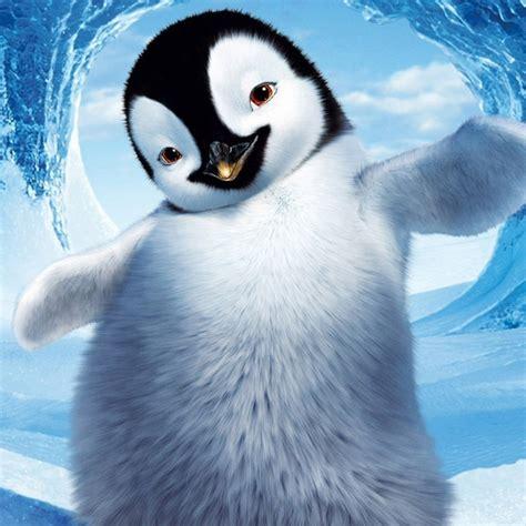 happy penguin desktop wallpapers