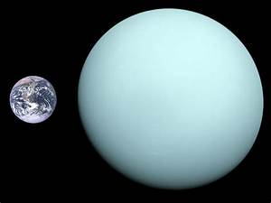 File Uranus  Earth Size Comparison 2 Jpg