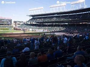 Safeco Field Pearl Jam Seating Chart Wrigley Field Section 208 Seat Views Seatgeek