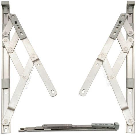 friction stay hinge mm upvc window  ebay
