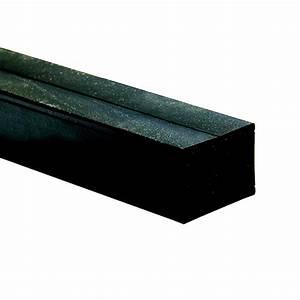Wpc Unterkonstruktion Bauhaus : kovalex wpc unterkonstruktion universal 300 x 5 5 x 4 cm schwarz bauhaus ~ Whattoseeinmadrid.com Haus und Dekorationen