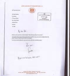 demi official letter format indian army va sends letter