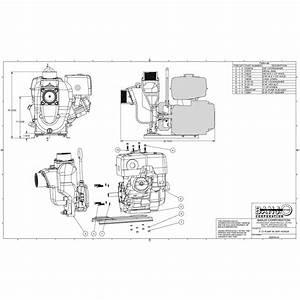 Banjo 3 U0026quot  Cast Iron Pump W   13 Hp Electric Start Honda