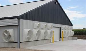 tunnel ventilation in livestock barns with and without With barn ventilation systems