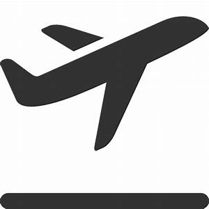 Airplane Icon Vector  2490
