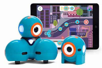 Dash Dot Wonder App Mobile Workshop Robot