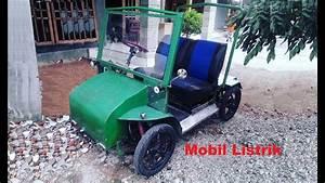 Diy Mobil Listrik 48 Volt Menggunakan Dinamo Bekas Sepeda Motor Listrik