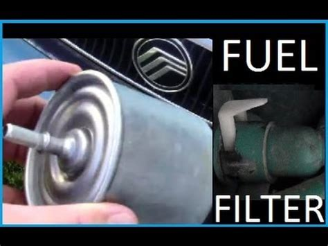 Why Change Fuel Filter by Reasons Why You Should Change Your Fuel Filter Must
