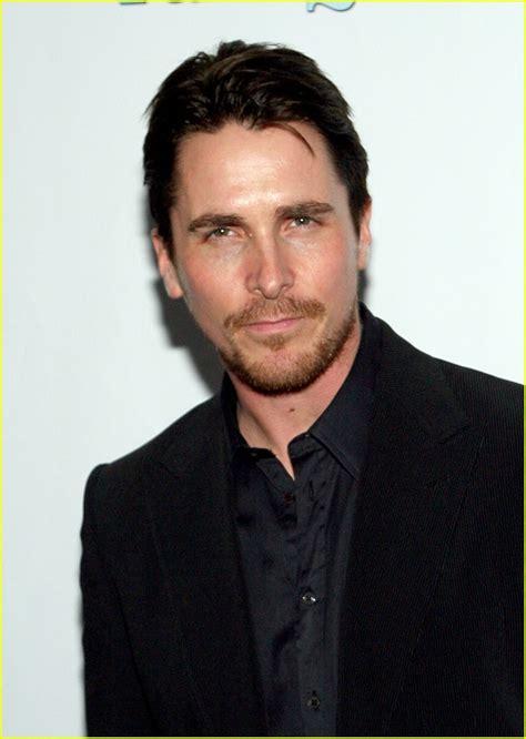 Christian Bale Showest Young Man Photo Batman