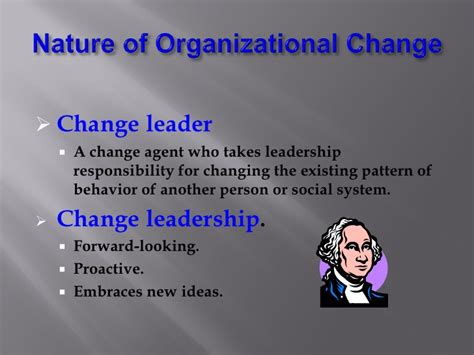change leadership leading significant change