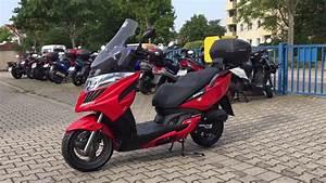 Kymco G-dink 50 Red