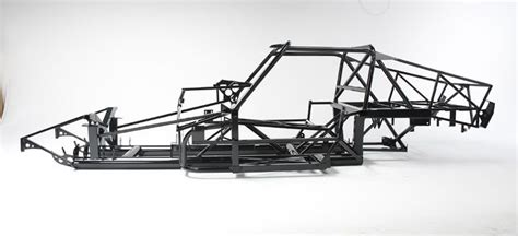 Side View Of Chassis